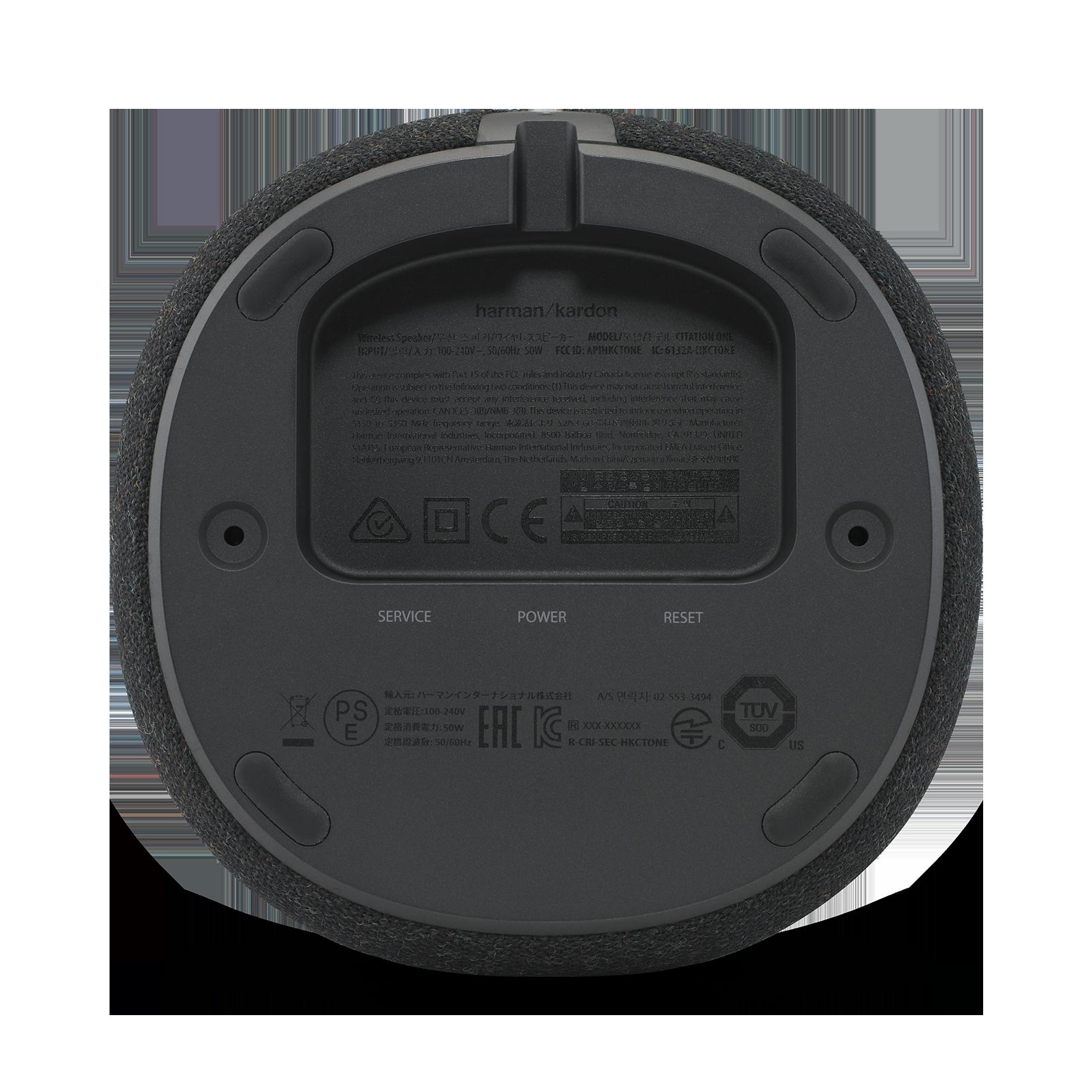 Harman Kardon Citation ONE DUO - Black - Compact, smart and amazing sound - Detailshot 2