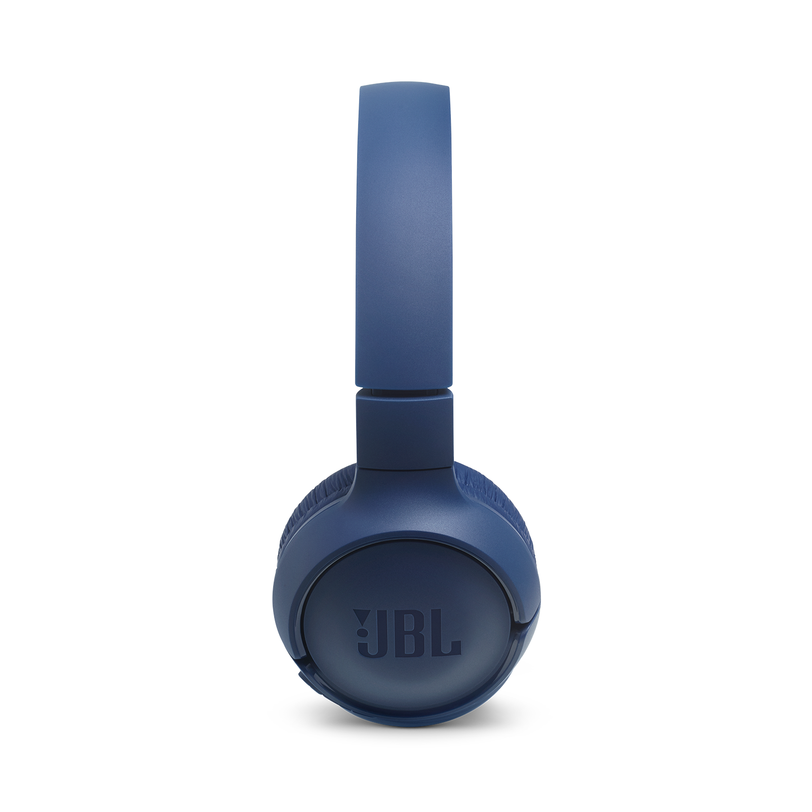 JBL TUNE 500BT - Blue - Wireless on-ear headphones - Left