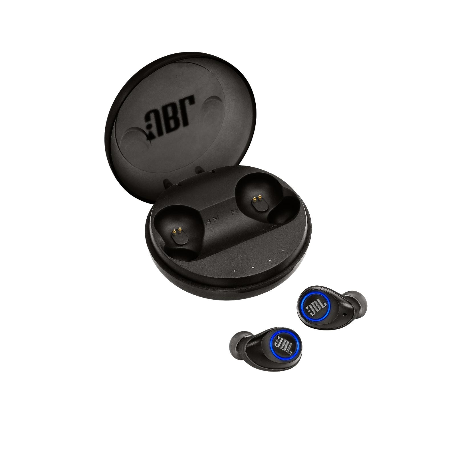 JBL Free X ear buds replacement Kit - Black - JBL FREE replacement units - Hero