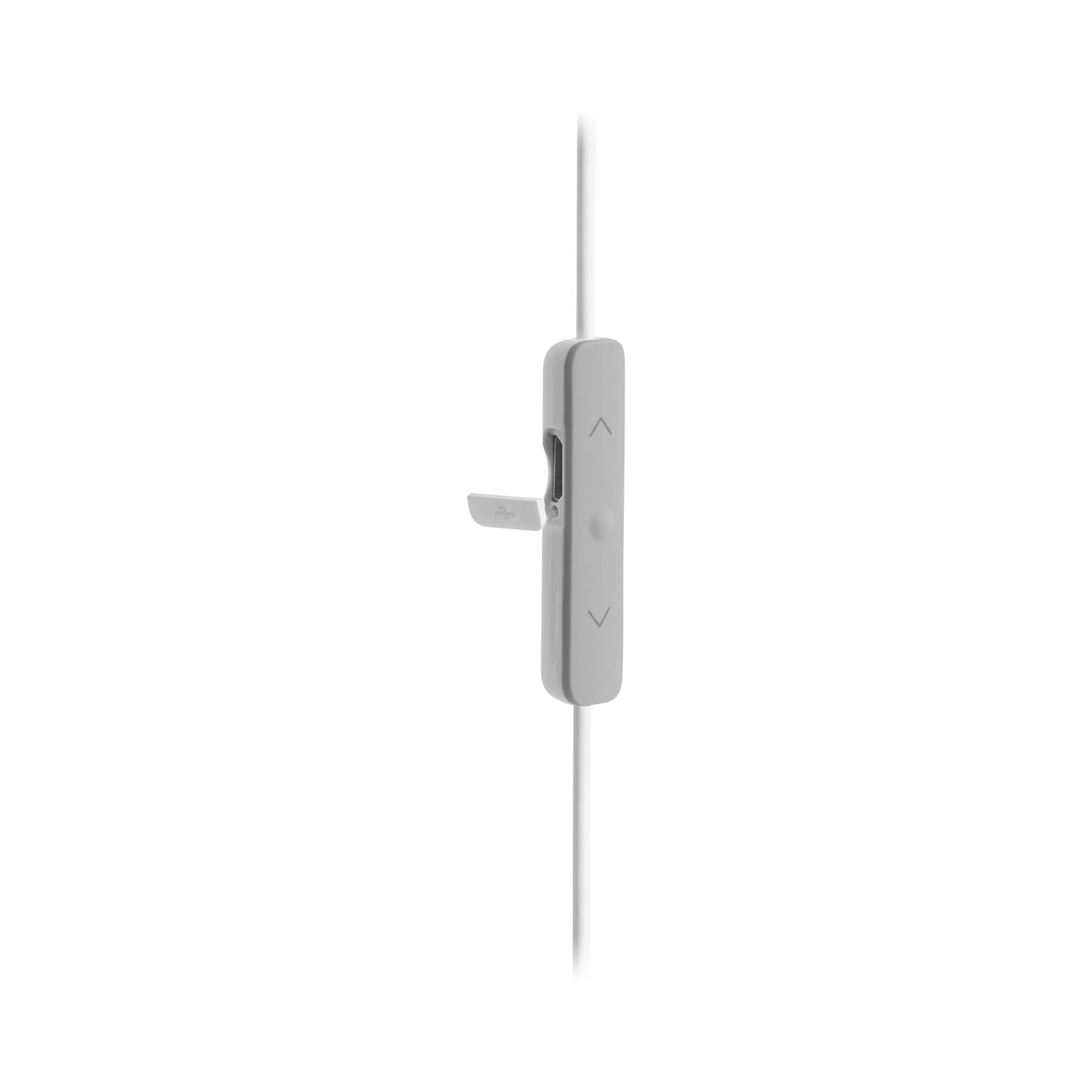 JBL EVEREST™ 110 - Silver - Wireless In-ear headphones - Detailshot 1