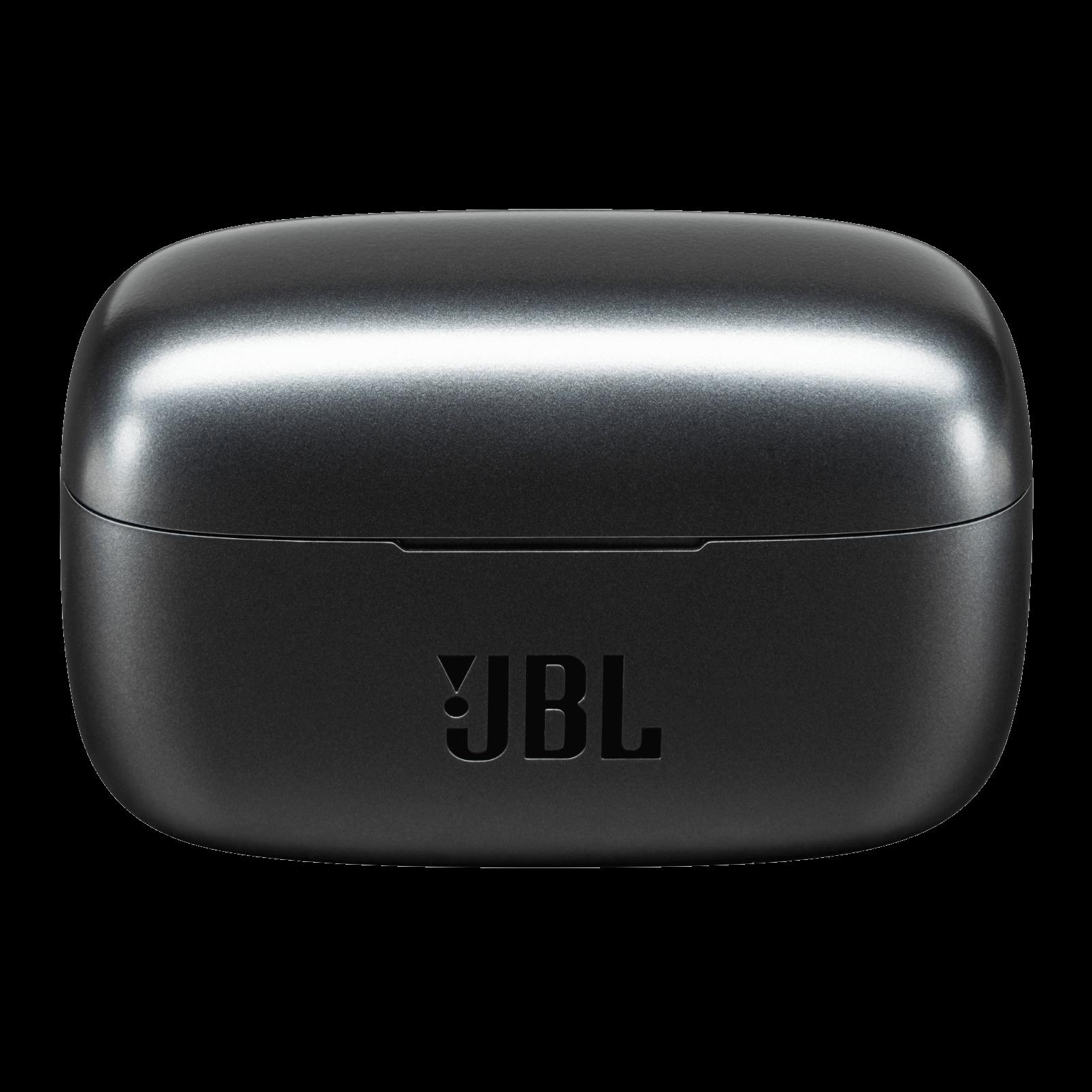 JBL LIVE 300TWS - Black - True wireless in-ear headphones with Smart Ambient - Detailshot 4