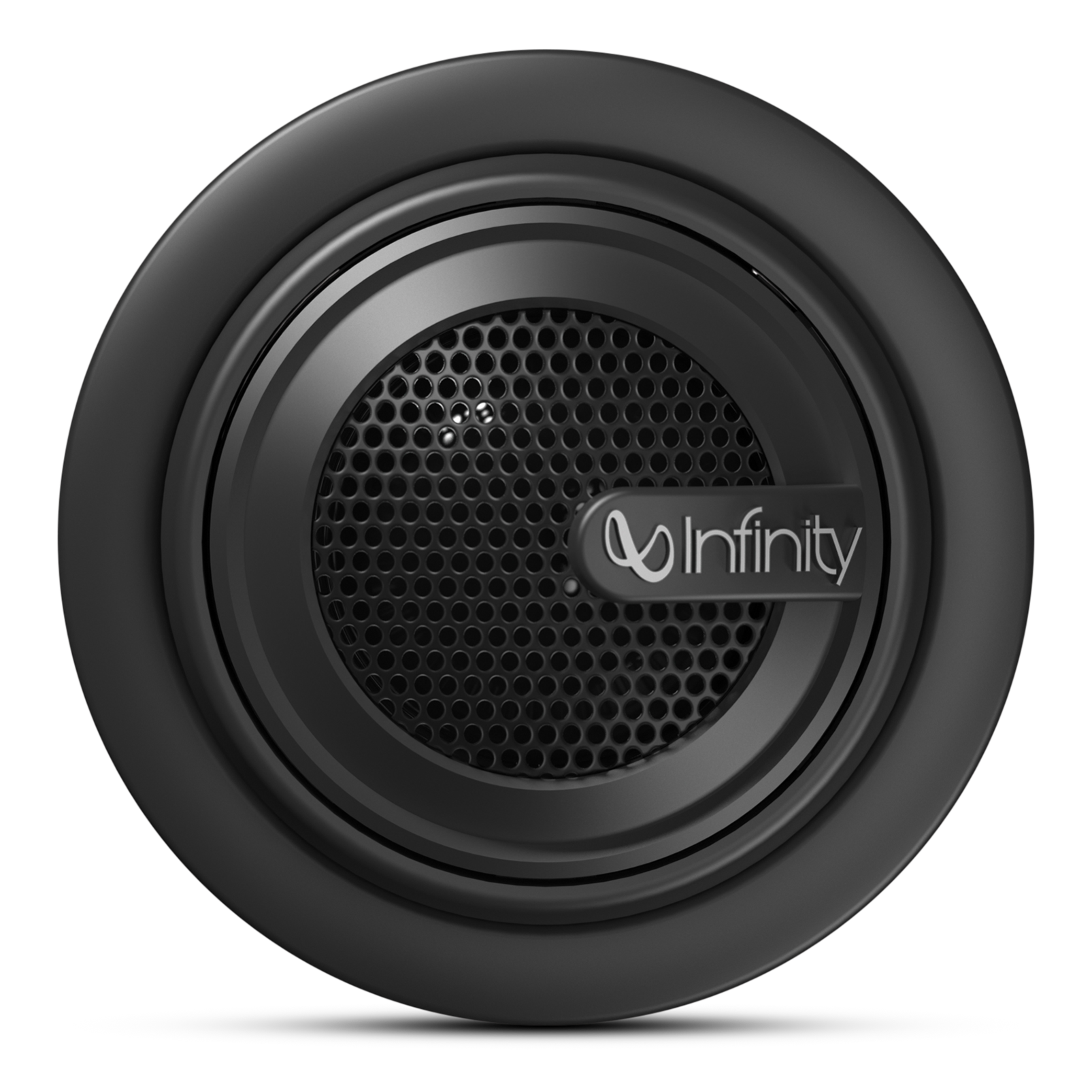 "Reference 075tx - Black - 3/4"" (19mm) stand-alone component tweeter with passive crossover network - Front"