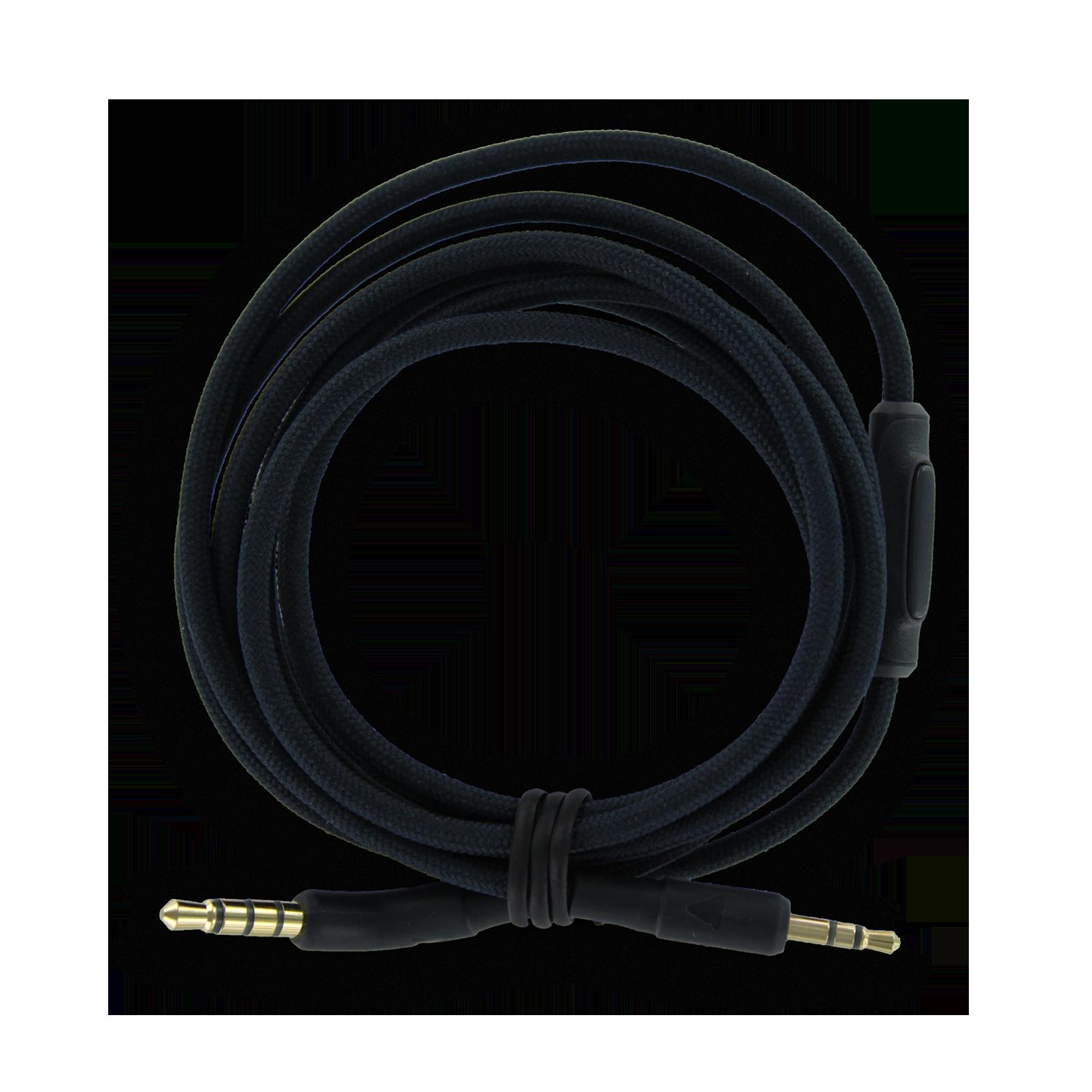 Audio cable for E55BTQE - Black - Audio cable, 130cm - Hero