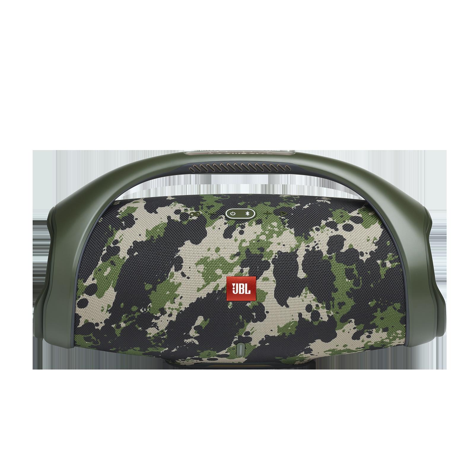 JBL Boombox 2 - Squad - Portable Bluetooth Speaker - Front
