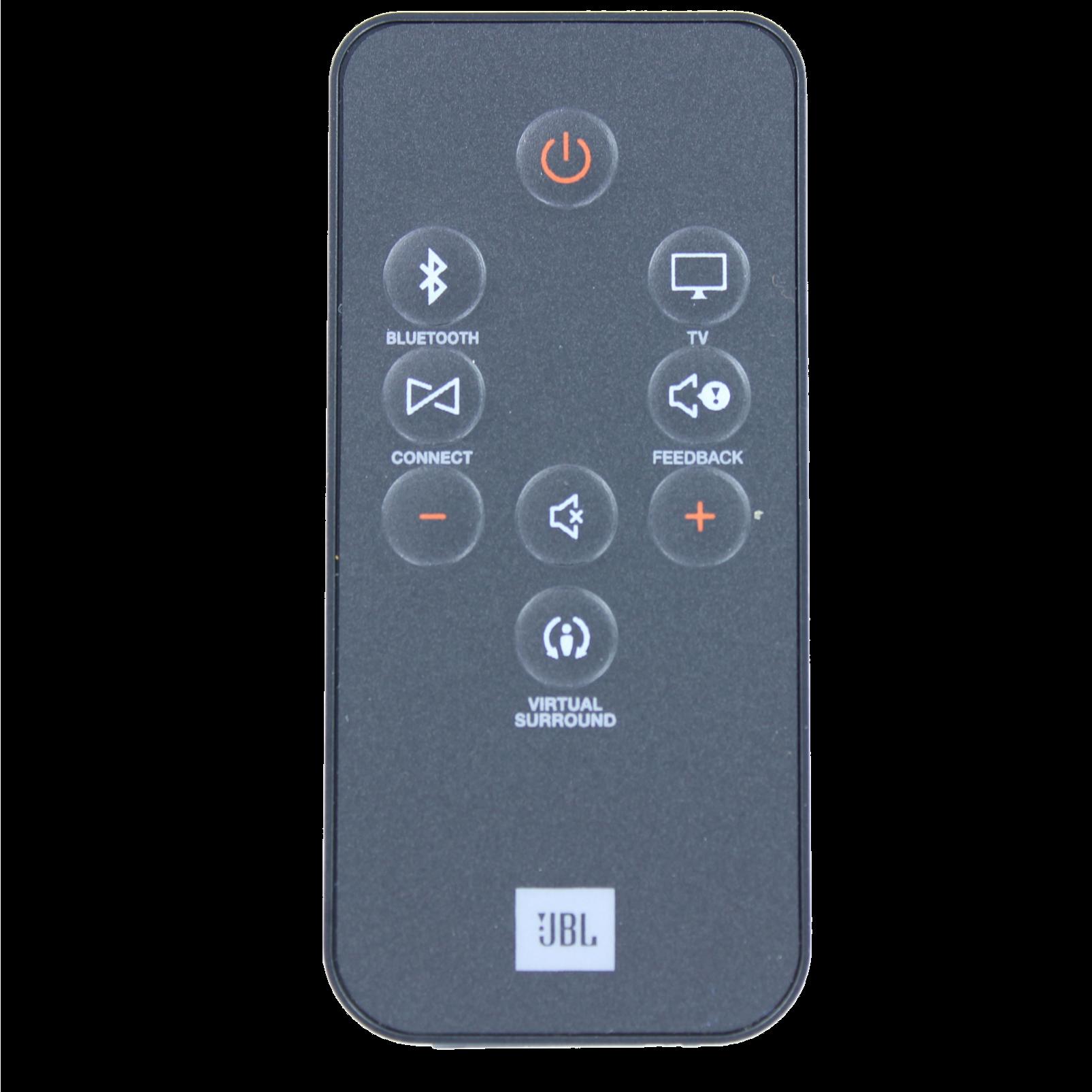 Remote control, Boost TV - Black - Remote control - Hero