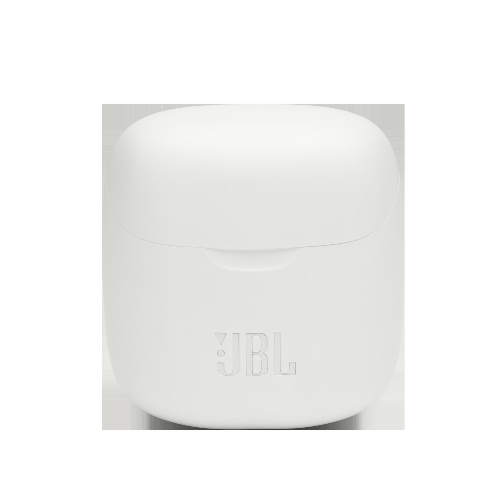 JBL TUNE 220TWS - White - True wireless earbuds - Detailshot 3