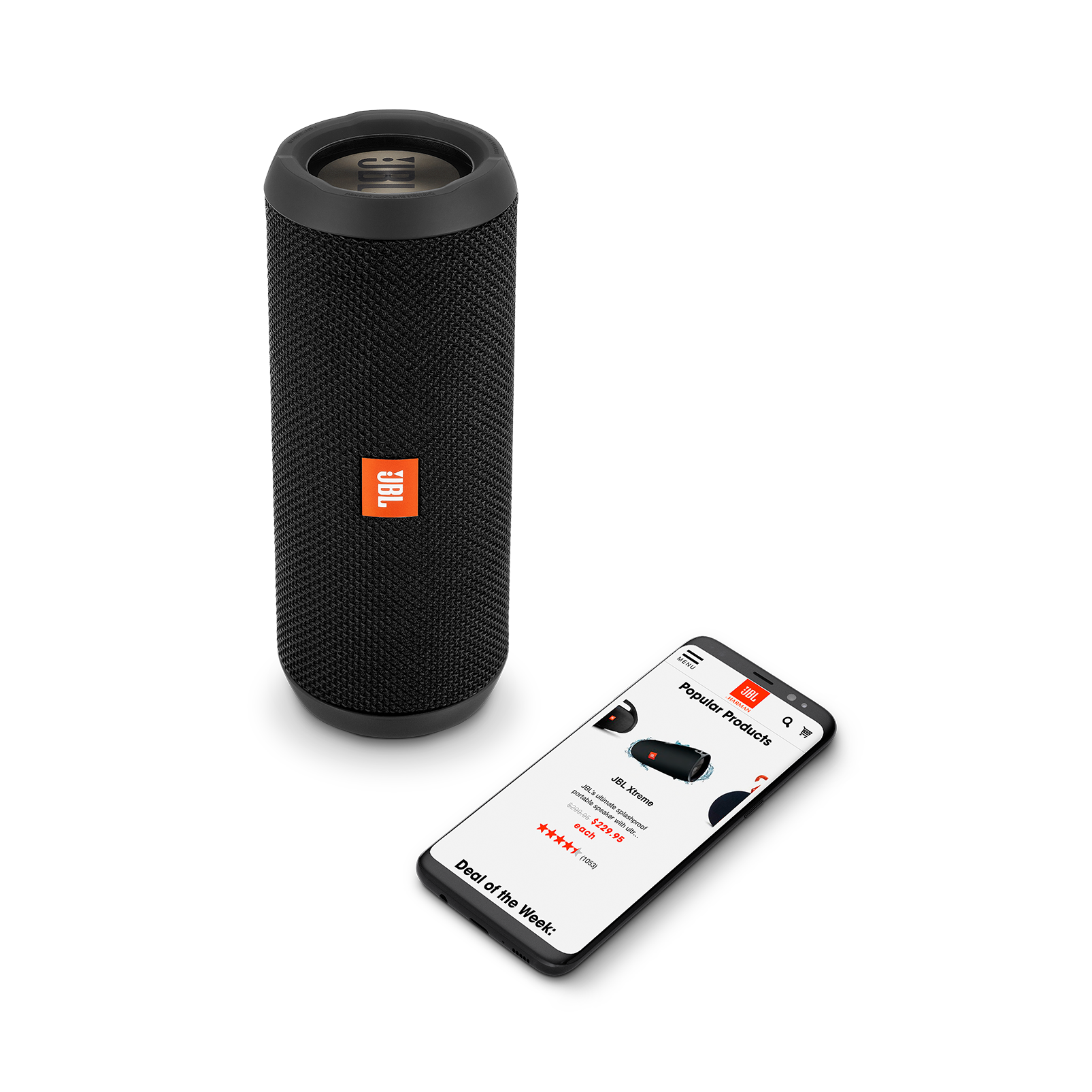 JBL Flip 3 Stealth Edition