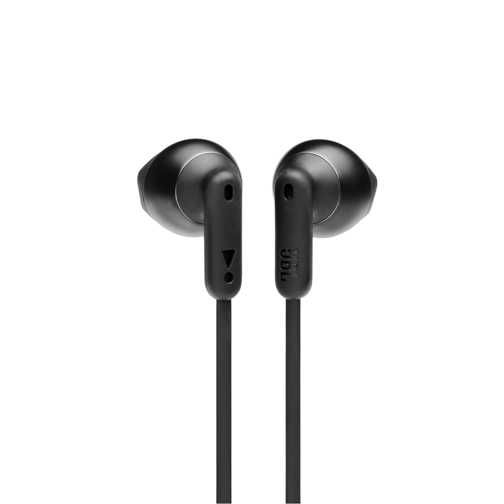 JBL TUNE 215BT - Black - Wireless Earbud headphones - Front