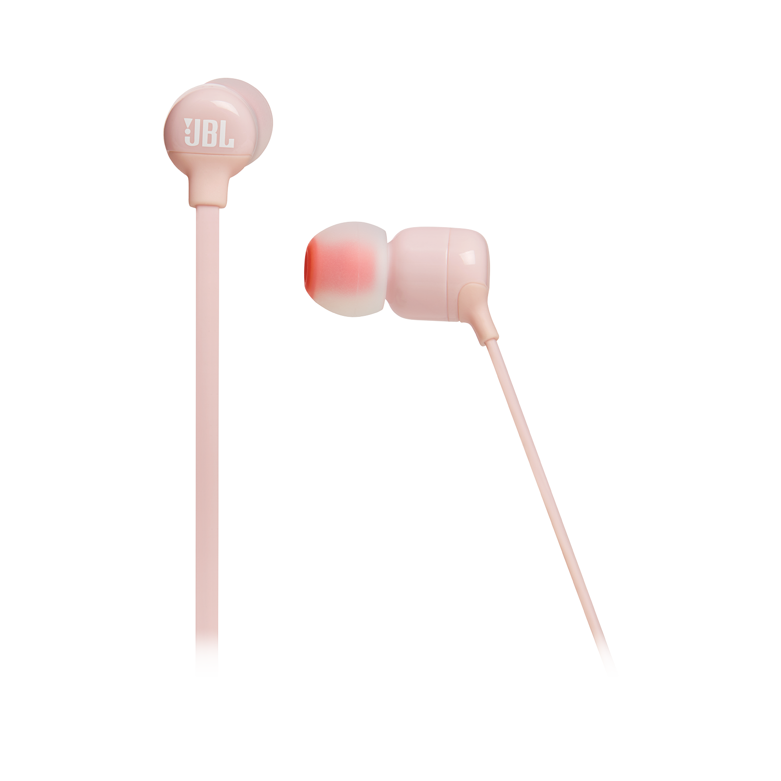 JBL TUNE 110BT - Pink - Wireless in-ear headphones - Front