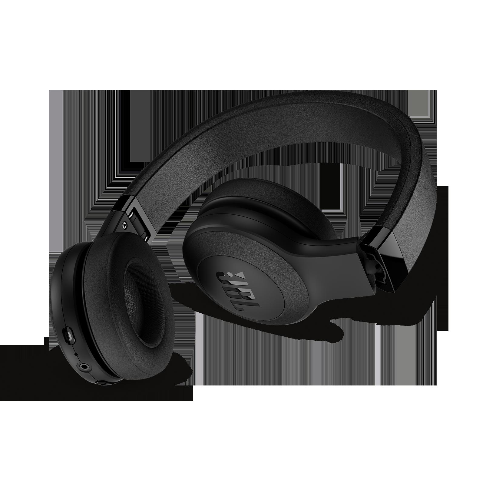 C45BT - Black Matte - Wireless on-ear headphones - Back