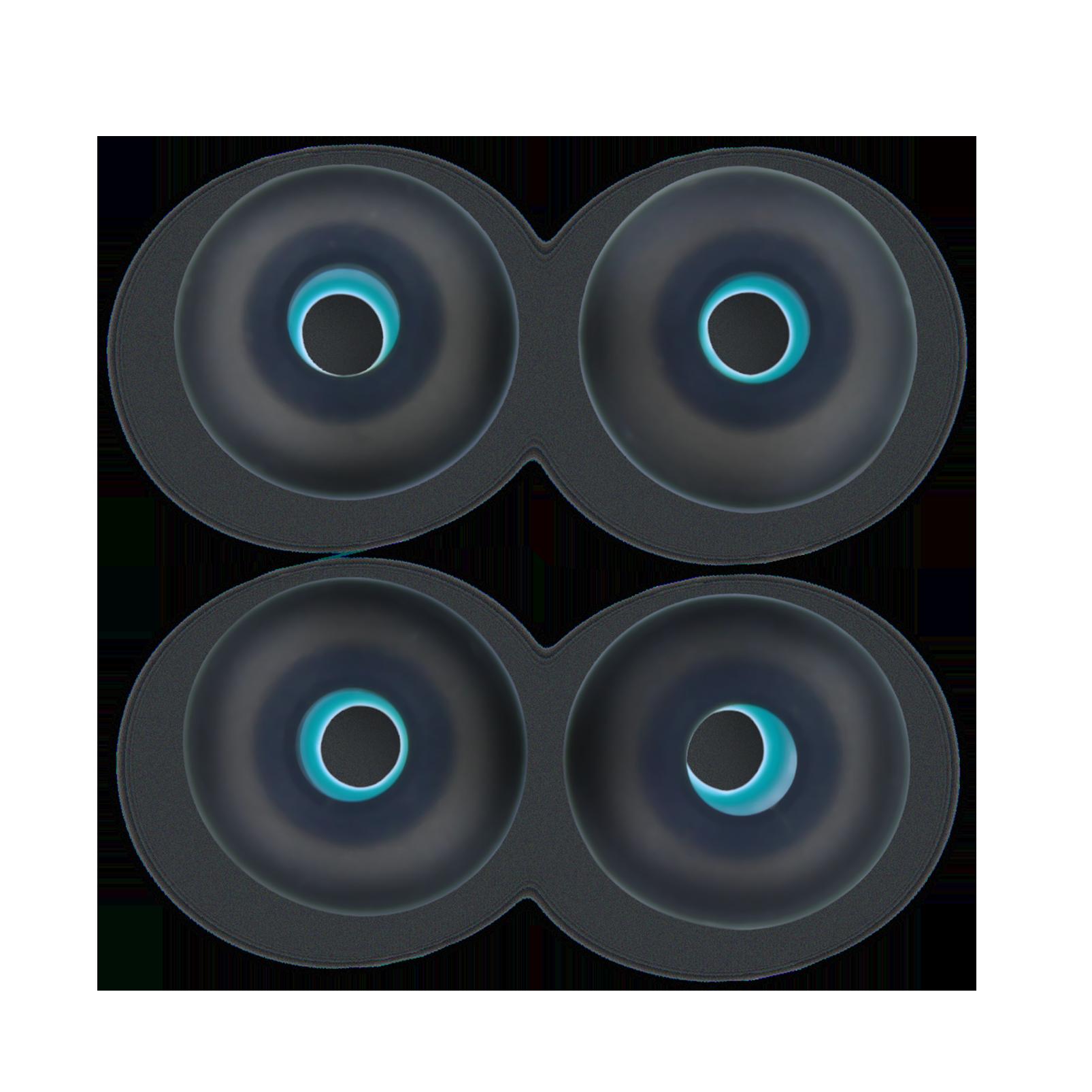Ear tips set (2pair) for N20NC - Black - Ear tips M (2 pair) - Hero